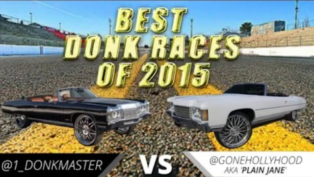 GDawg803-INSTAGRAM'S BEST DONK RACES OF 2015