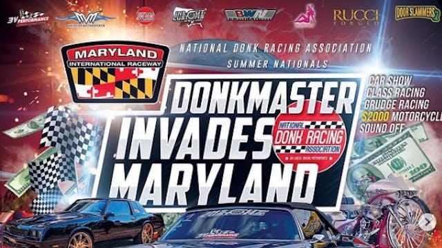 Donkmaster Invades Maryland