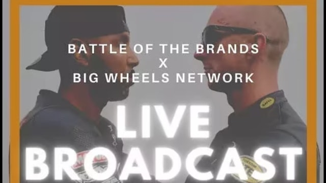 Rickey Gadson X Chris Moore Battles of the Brands