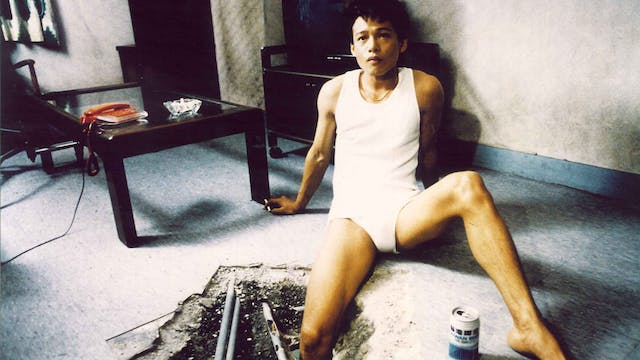 THE HOLE (dir. Tsai Ming-liang / Taiwan/France / 1998 / 89 min. /