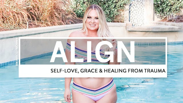 Self-Love, Grace & Healing From Trauma