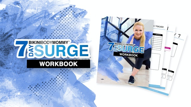 7 Day Surge: Workbook (PDF)