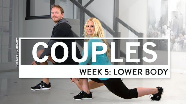 Week 5: Lower Body