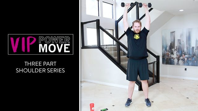Three Part Shoulder Series