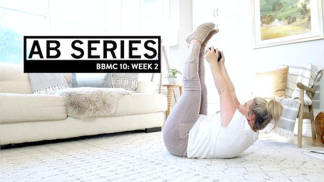 BBMC 10 Abs: Week 2