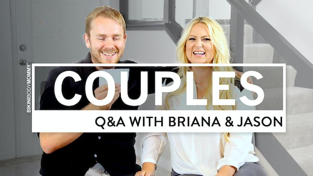 Q&A with Briana and Jason