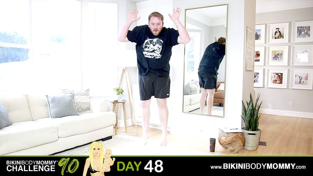 BBMC 9.0: Day 48