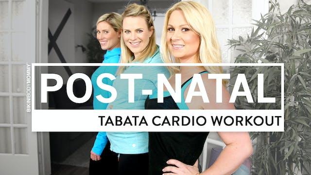 Tabata Cardio Workout