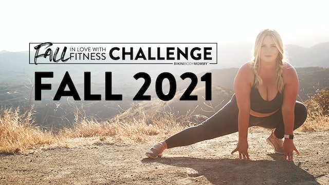 Fall In Love With Fitness Challenge (Fall 2021)