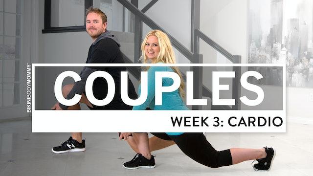 Week 3: Cardio