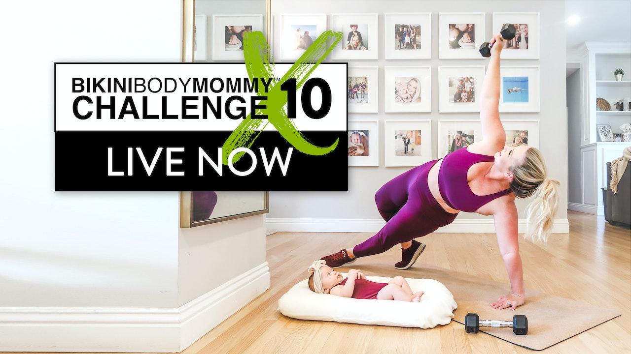 90 Day Challenge 10