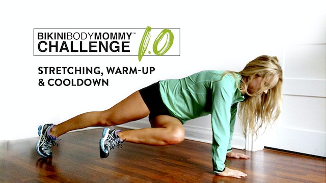 BBMC 1.0: How To Stretch, Warm Up & Cool Down