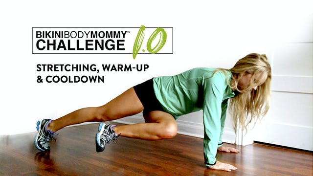 BBMC 1.0: How To Stretch, Warm Up & C...
