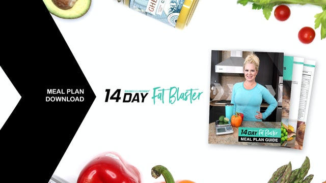 14 Day Meal Plan (PDF)