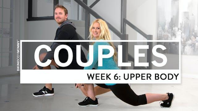 Week 6: Upper Body