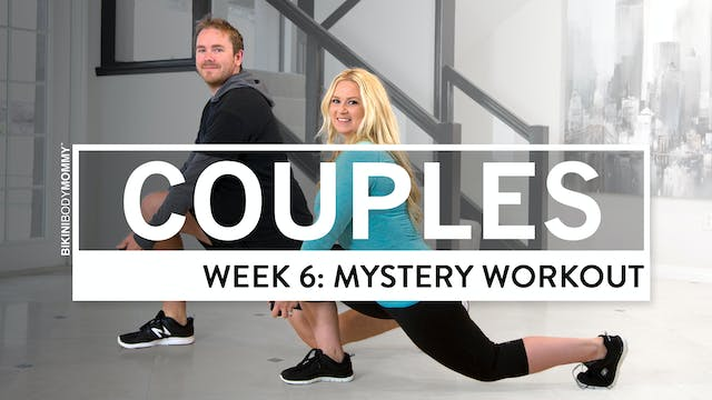 Week 6: Mystery Workout