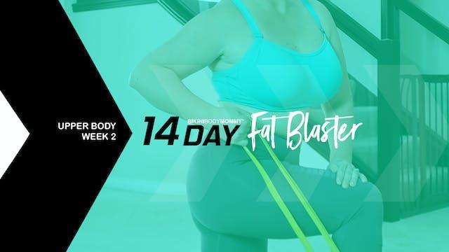 Week 2: Upper Body