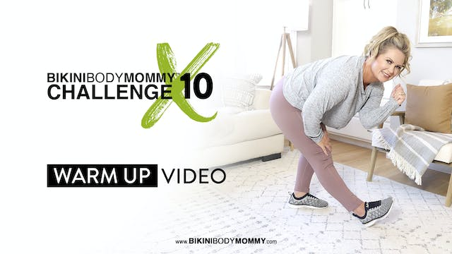 BBMC 10: Warm Up Video