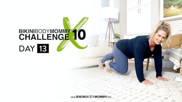 BBMC 10: Day 13
