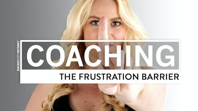 The Frustration Barrier