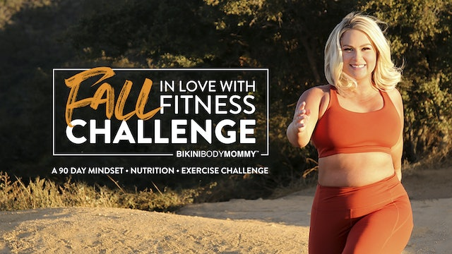 Fall In Love With Fitness Challenge