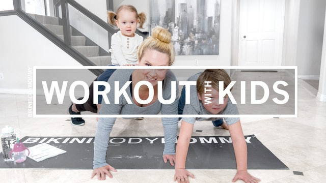 Intro to the Kids Workouts