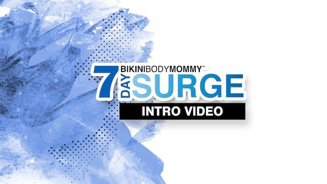 7 Day Surge: Intro