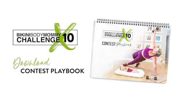 BBMC 10: Contest Playbook