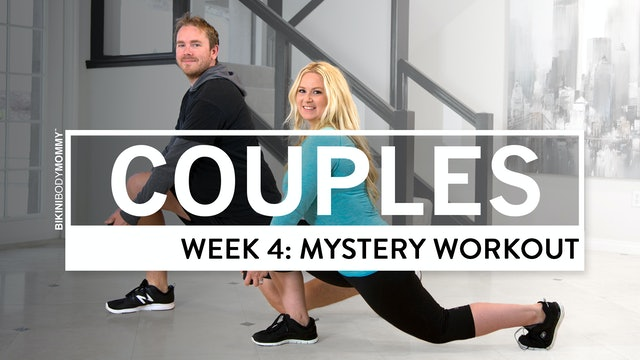 Week 4: Mystery Workout