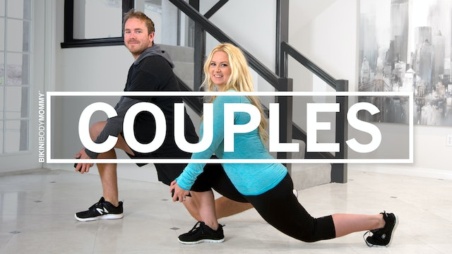 6 Week Couples Challenge