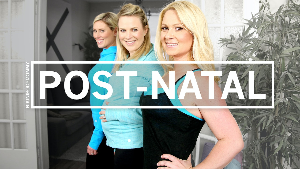 Post-Natal Series with Cat & Nat