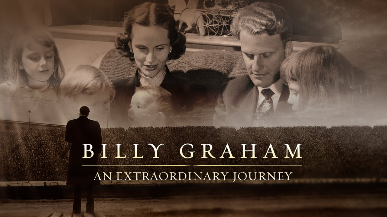 Billy Graham: An Extraordinary Journey - International Extras Edition