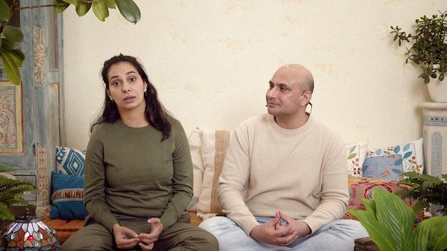 7 dhatua / Kudosten tasapaino / Mandip Kaur ja Pardaman Sharma / 17min.