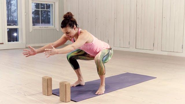 Yoga HIIT / Mia Jokiniva / taso 2-3 /...