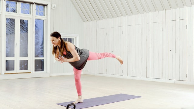 HIIT yoga conditioning - EXCELSIOR! / 30 min.