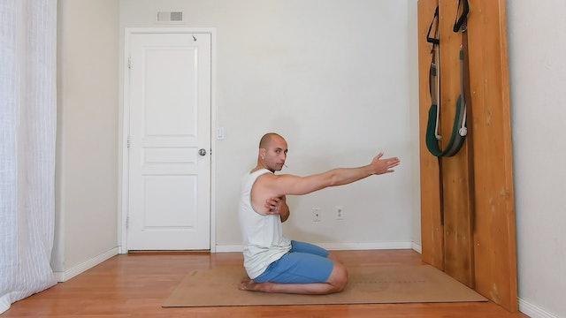 Yoga for shoulder stability / Elia Nikolaev / 30 min.