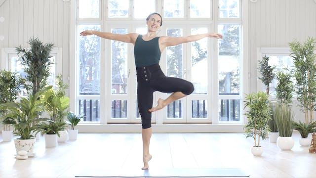 Balleting - lonkankoukistajat / taso ...