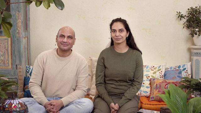 Pardaman Sharma ja Mandip Kaur / Esittely