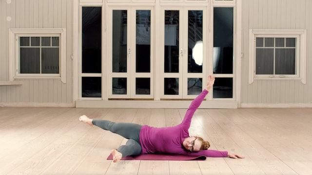 Floor barre 6 / taso 1-2 / Fatima Witick / 45 min.