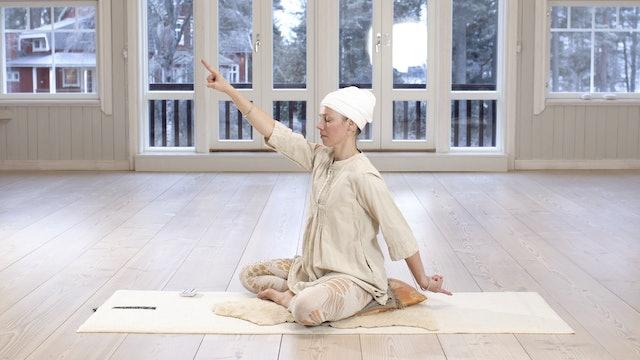 Uusien alkujen meditaatio / Noora Lintukangas / 15 min.