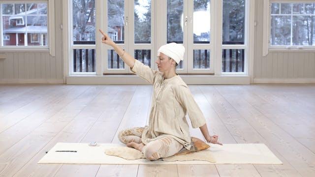Uusien alkujen meditaatio / Noora Lin...