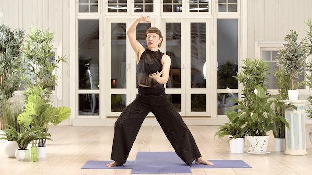 Yoga fusion / Hanna Manninen / Taso 2 / 45min.