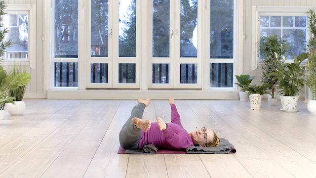 Floor barre 7 / Fatima Witick / 45 min.