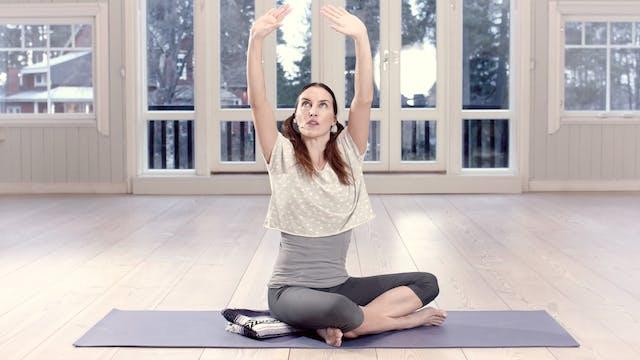 Puuelementin meditaatio / Yin Tonics ...