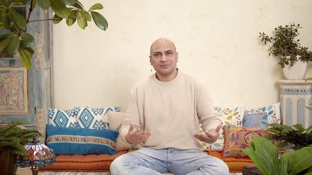 Mielen tasapaino / Pardaman Sharma / 15 min.