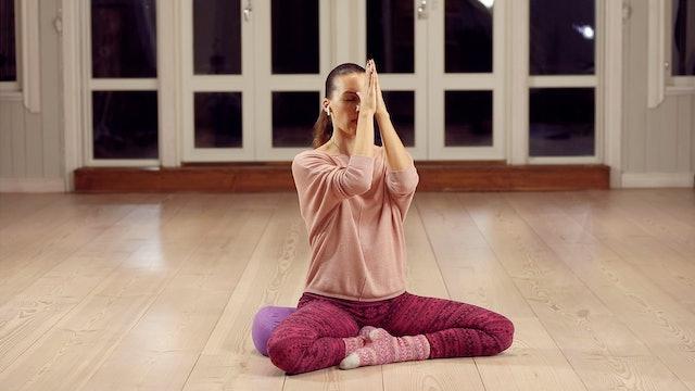 Hyvän kierron meditaatio / Meditaatio / Mia Jokiniva / 15min