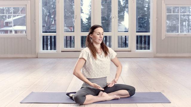Vesielementin meditaatio / Yin Tonics / Mia Jokiniva / 30 min.