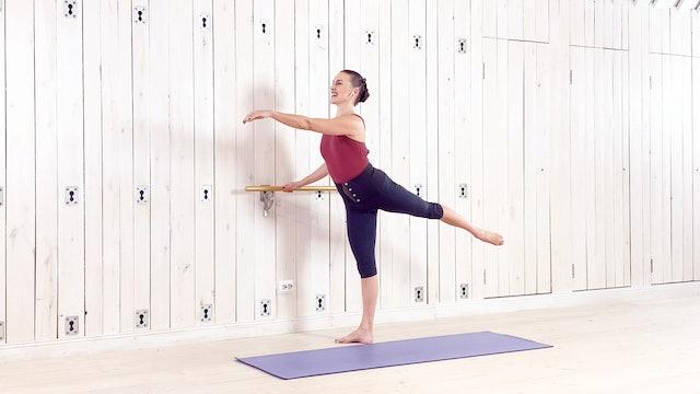 Balleting - takaketju / Mia Jokiniva / 30 min.