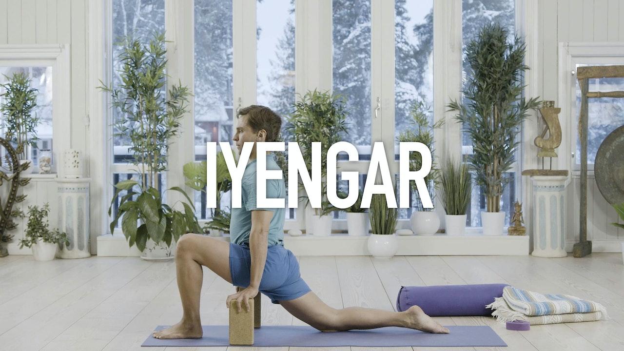 IYENGAR