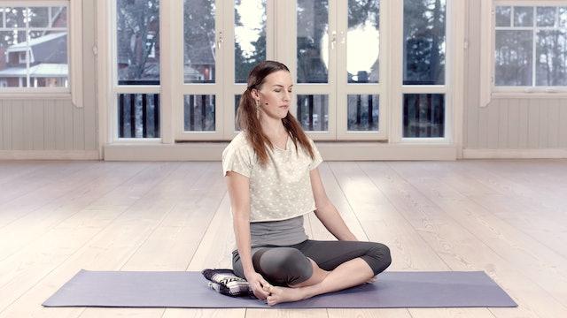 Maaelementin meditaatio / Yin Tonics / Mia Jokiniva / 30 min.